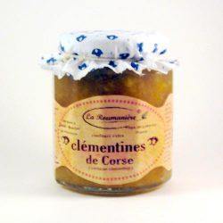 Confiture de Clémentines de Corse La Roumaniere 345g