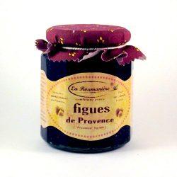 Confiture de Figues de Provence La Roumanière 345g