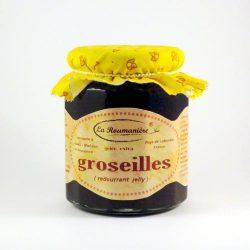 Confiture de Groseilles La -Roumaniere 345g
