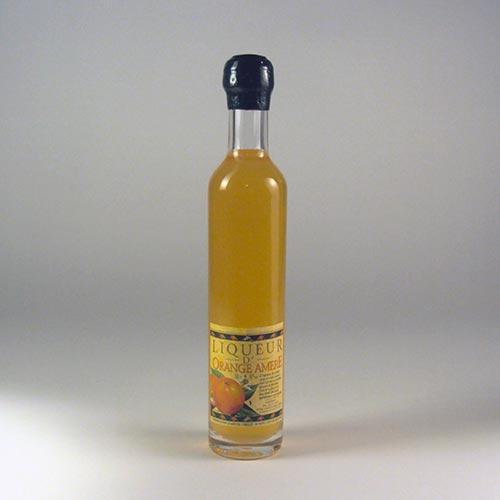 Liqueur d'Orange Amère Le Mas de Coralie 10cl