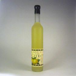 Liqueur de Citron Le Mas de Coralie 50cl