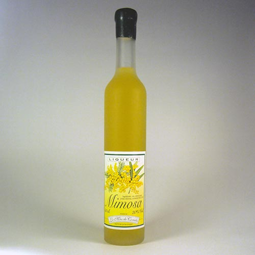Liqueur de Mimosa Le Mas de Coralie 50cl